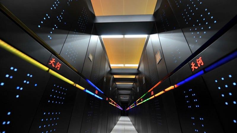 China trabaja en su primer ordenador a exaescala, la próxima frontera de la computación