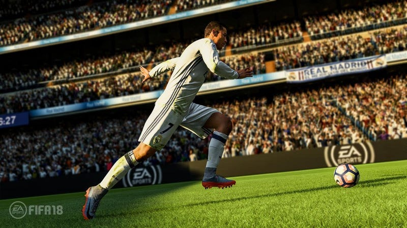 FIFA 18 [PS4] | $20 | WalmartFIFA 18 [Xbox One] | $20 | WalmartImagen: Amazon