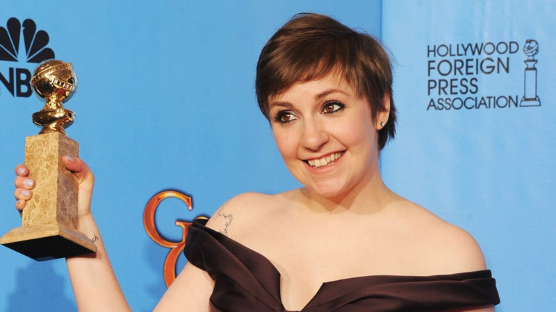 Illustration for article titled Lena Dunham Finally Addresses Lisa Lampanelli's N-Word Tweet