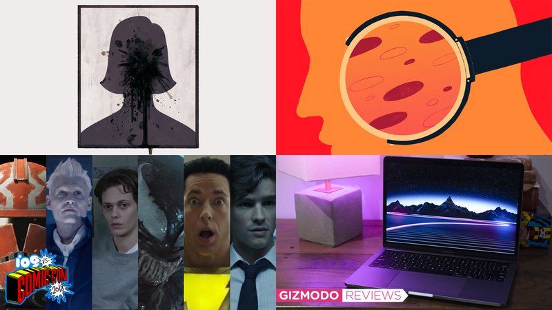 Illustration for article titled Strangers From Hell, Fungal Acne, MacBook Pro, and Magic Leap: Best Gizmodo Stories of the Week