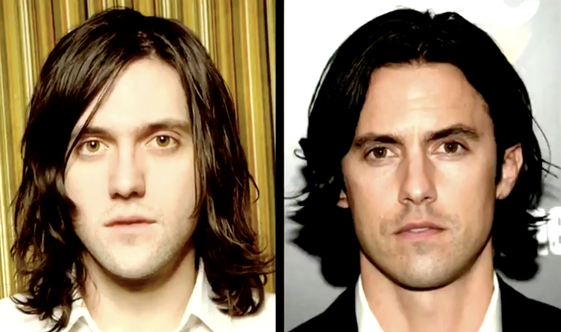 Some people think Conor Oberst and Milo Ventimiglia are the same person, apparently
