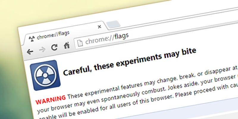 Illustration for article titled 16 Hidden Chrome Settings Worth Tweaking