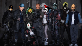 Illustration for article titled Your Guide To The Antiheroes In DC's Suicide Squad Movie