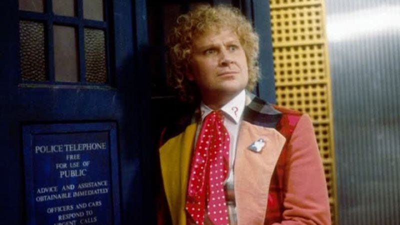 The Trial Of A Time Lord Part 1 Mysterious Planet
