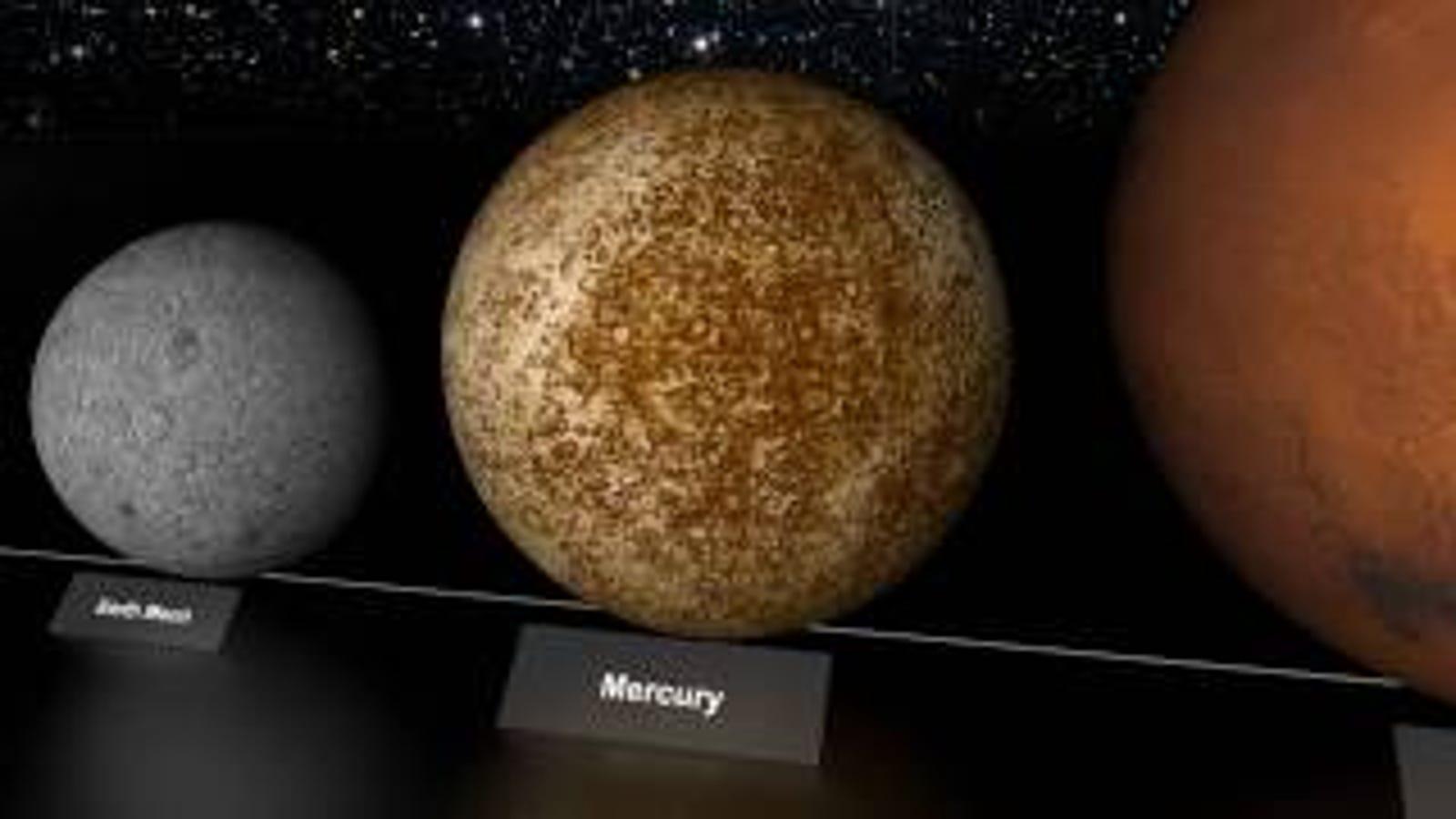 Descubre lo diminutos que somos en el universo con esta visualización