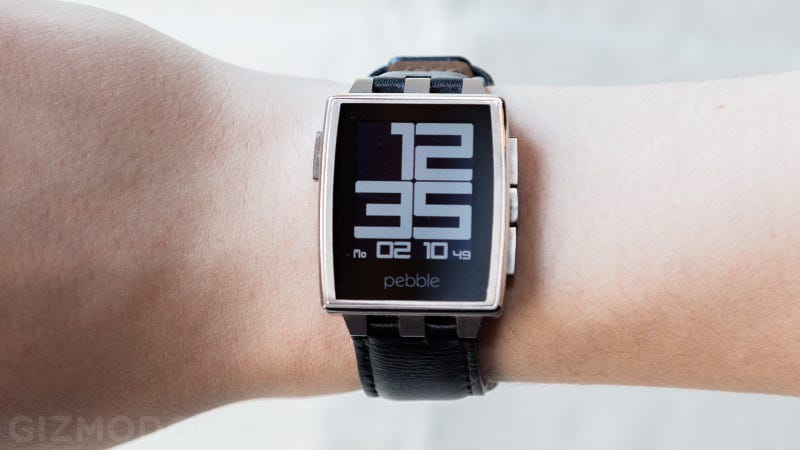 Illustration for article titled The Pebble Smartwatch Now Doubles as a $100 Fitness Tracker