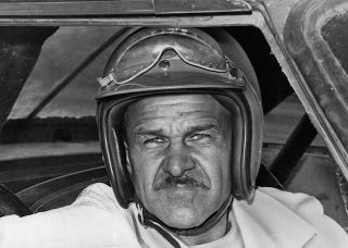 Illustration for article titled Wendell Scott, NASCAR's Racial Pioneer