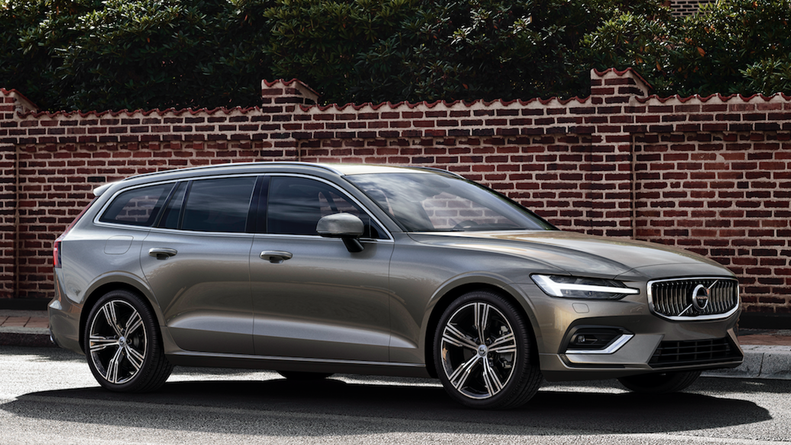 the 2019 volvo v60 is a gorgeous 390 horsepower hybrid wagon. Black Bedroom Furniture Sets. Home Design Ideas