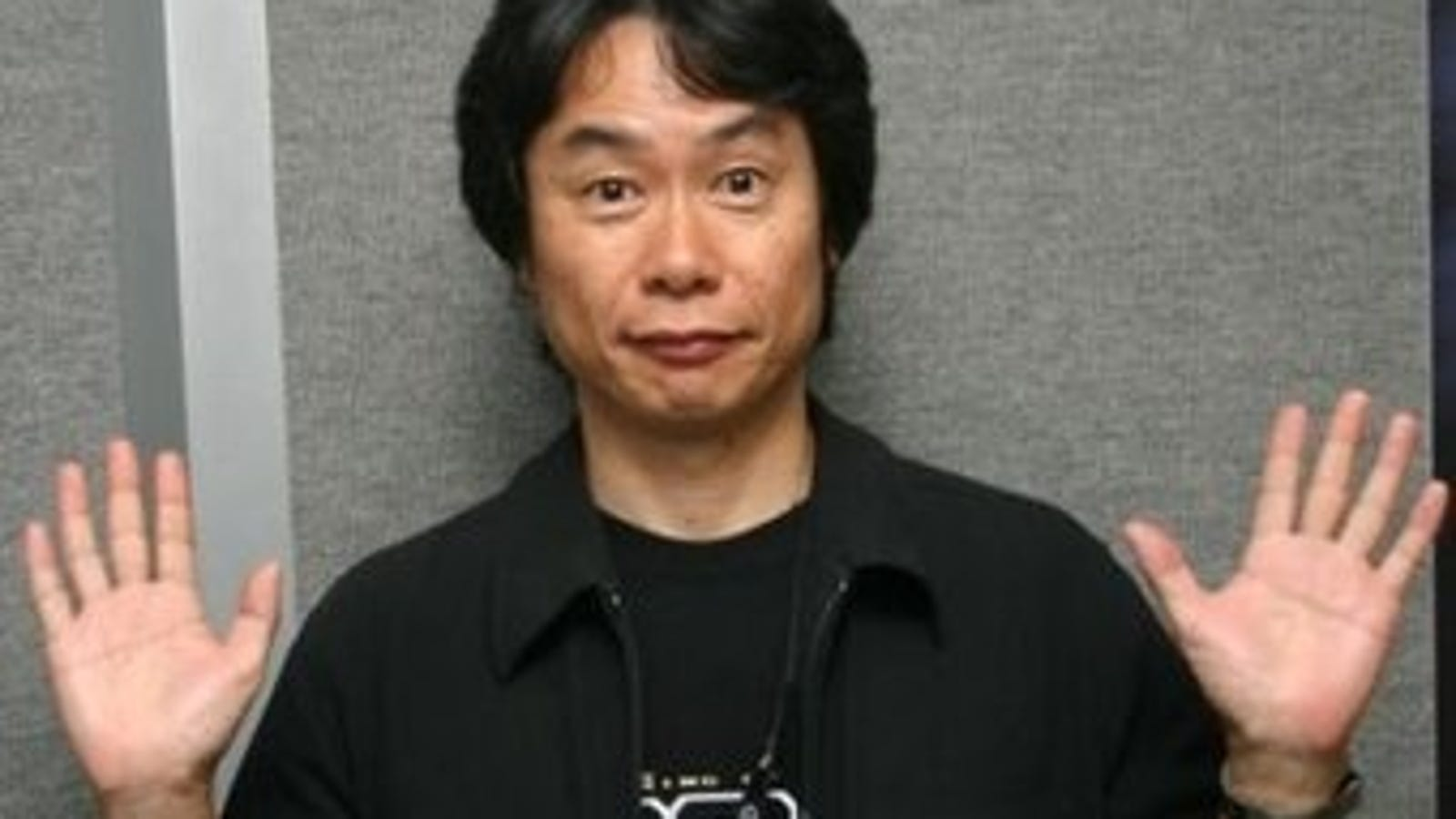 Miyamoto Not Worshipping At Dlcs Altar-2018