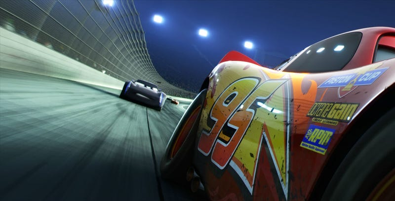 Illustration for article titled The Teaser Trailer for Cars 3 Is Oddly Disturbing