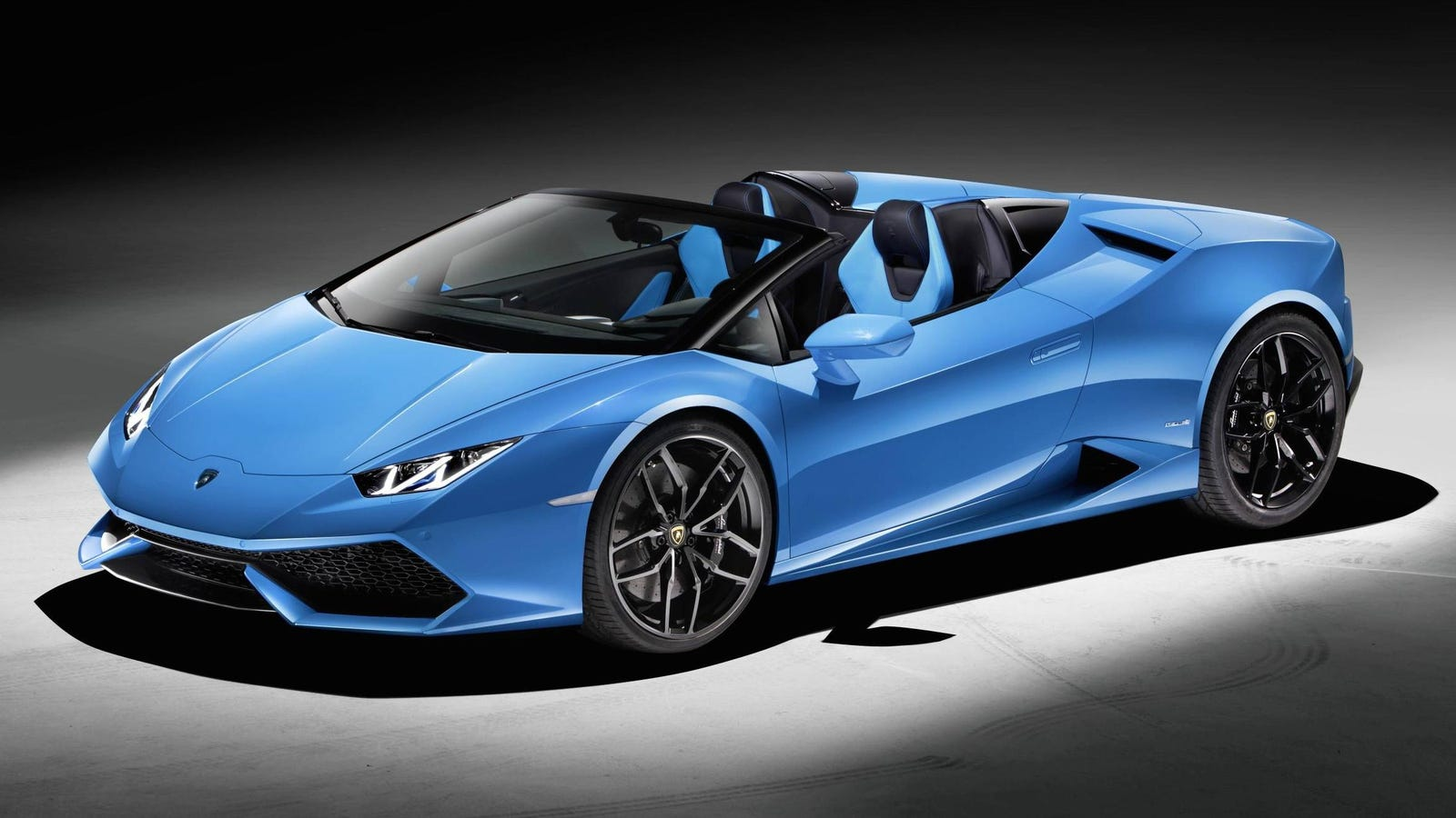 lamborghini huracan lp 610 4 spyder this is it