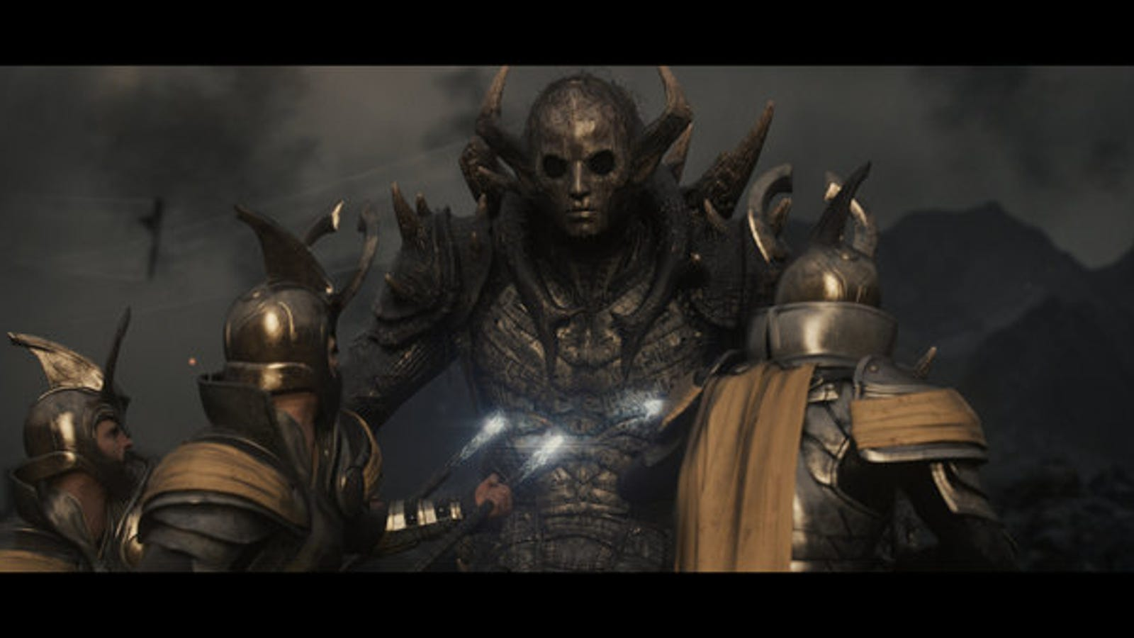 Watch the visual effects reel of Thor: The Dark World's prologue