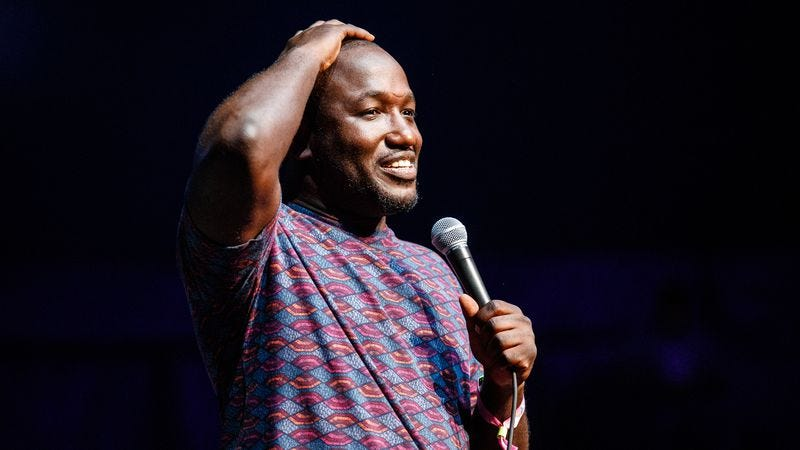 The real Hannibal Buress (we hope). (Photo: Josh Brasted/WireImage/Getty Images)
