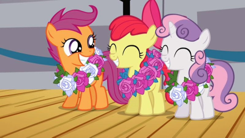 Illustration for article titled Win the new My Little Pony: Friendship Is Magic DVD