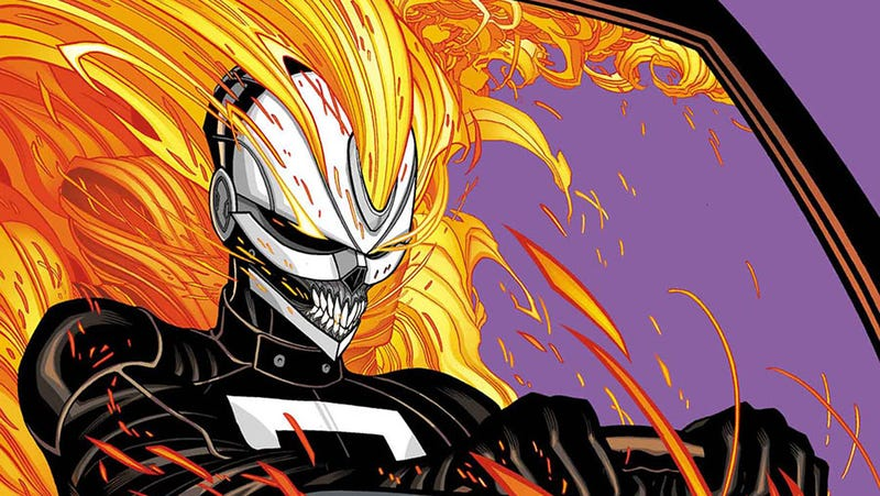 Your New Live-Action Marvel Ghost Rider Has Been Revealed