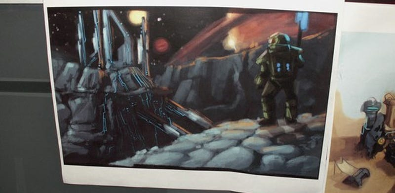 Illustration for article titled The History Of The Halo MMO, And Ensemble's Other Cancelled Projects