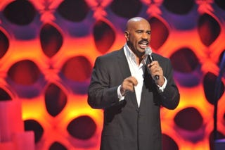 Illustration for article titled Steve Harvey Tackles Relationships Again in Second Book