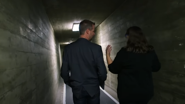 This Video Takes a Tour of the Hidden Tunnels Underneath the Original Disney Animation Buildings