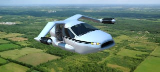 Illustration for article titled FLYING CAR UPDATE: Just Two More Years, Guys!