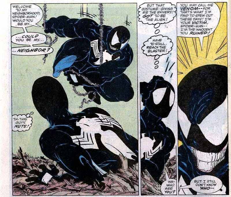 Spider uomo porno fumetto