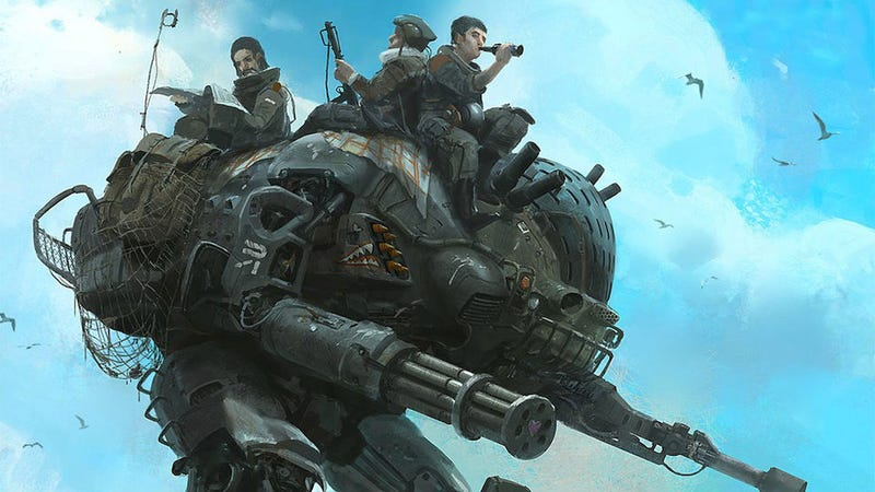 Illustration for article titled I Didn't Get Why People Love Giant Mechs. Then I Played Hawken.