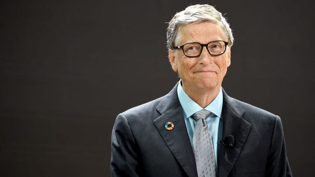 Bill Gates Seems to Think Apple Should Just Put a Backdoor in the iPhone