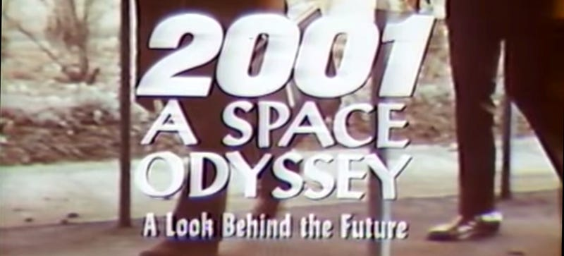 Illustration for article titled Behind the Scenes of 2001: A Space Odyssey