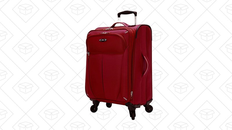Skyway Mirage  Expandable Carry-On, $48
