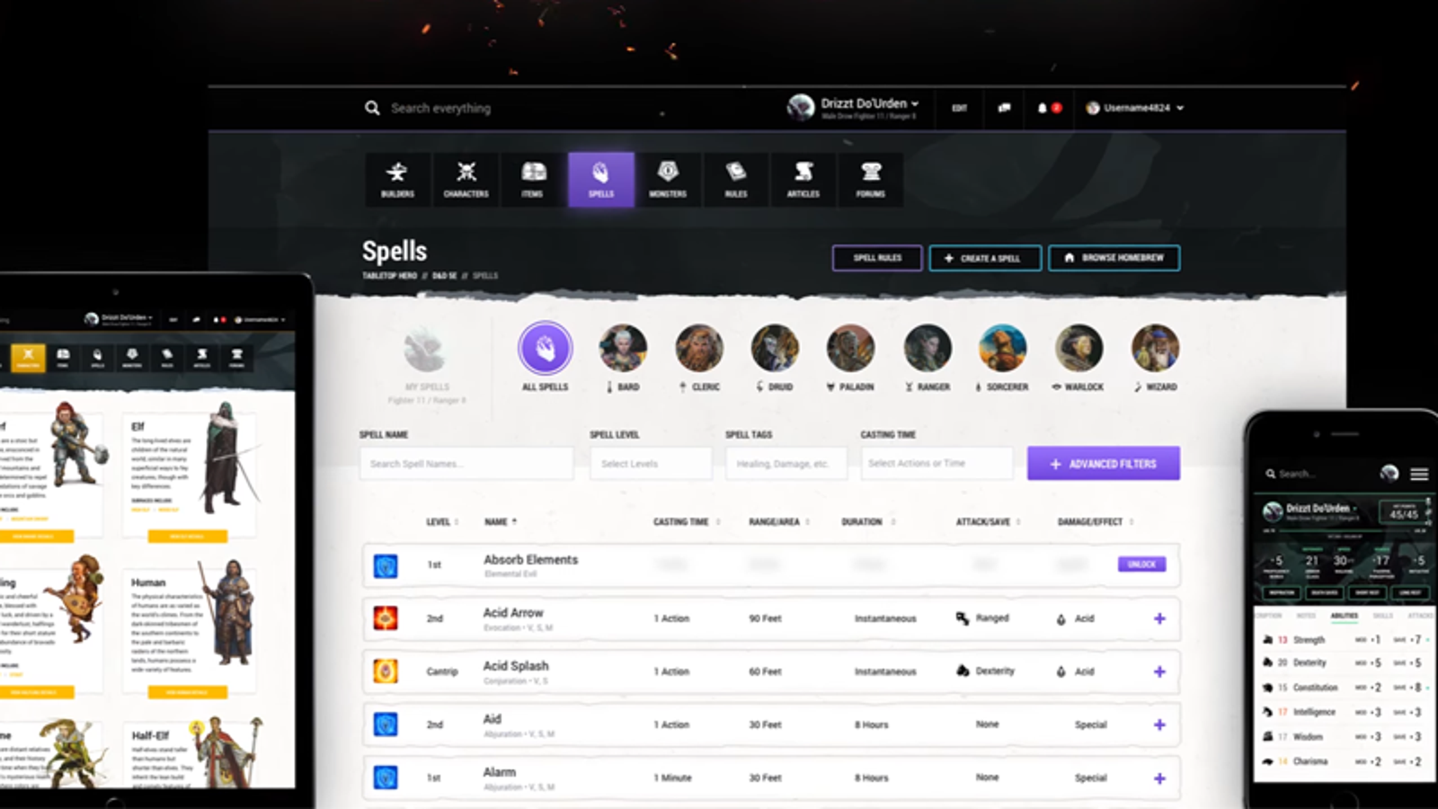 A New Dungeons & Dragons Companion App Will Help Declutter