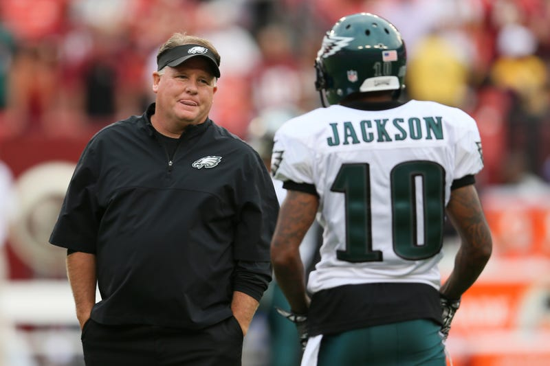 """Illustration for article titled DeSean Jackson Says He Was Victim Of Eagles' """"Smear Campaign"""""""
