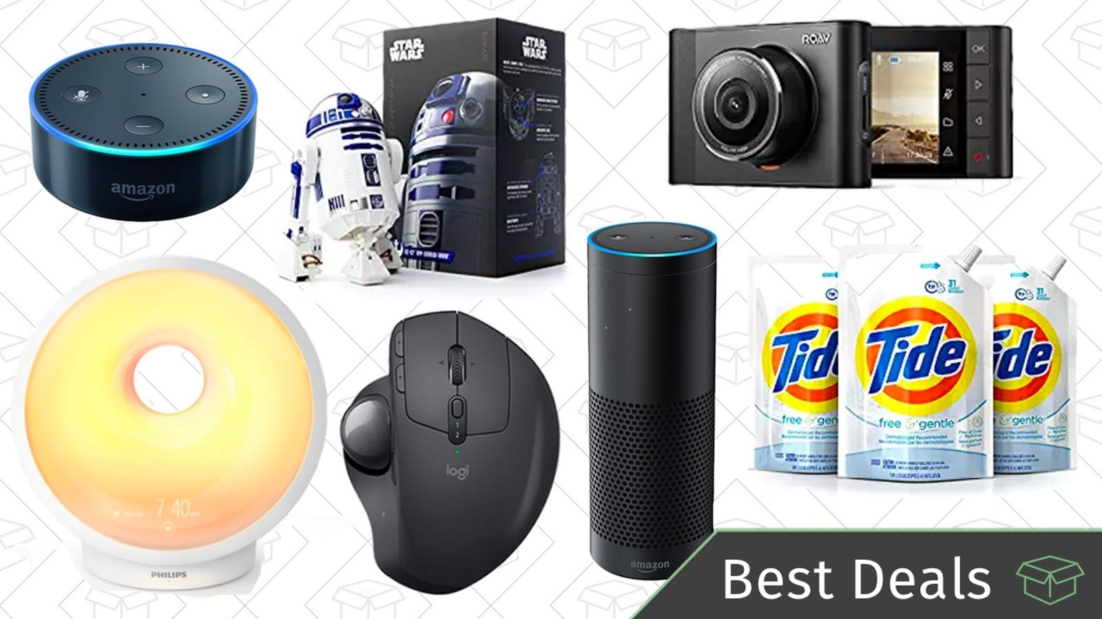Fridays best deals wake up lights amazon smart speakers r2 d2 fridays best deals wake up lights amazon smart speakers r2 d2 droid and more fandeluxe Images