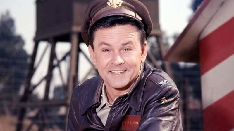 Bob Crane on the set of Hogan's Heroes, c. 1968. (Photo: Silver Screen Collection/Getty Images)