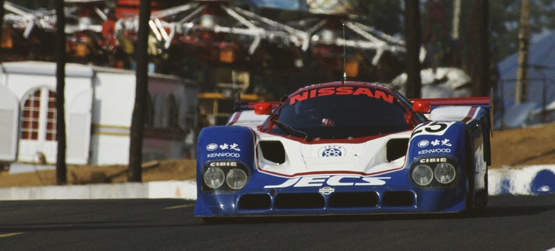 Ilration For Article Led The Third Fastest Car At Le Mans 2017 Was 24 Years