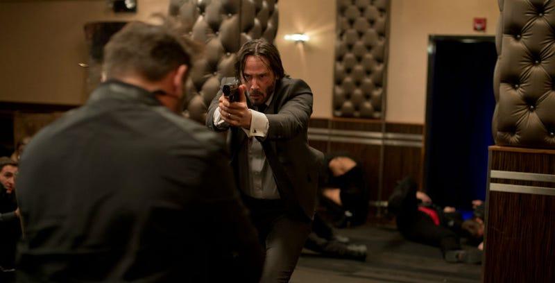 Keanu Reeves in John Wick. Image: Lionsgate
