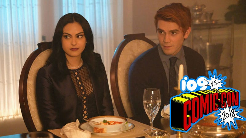 Um, what was that you said about Riverdale season 3?