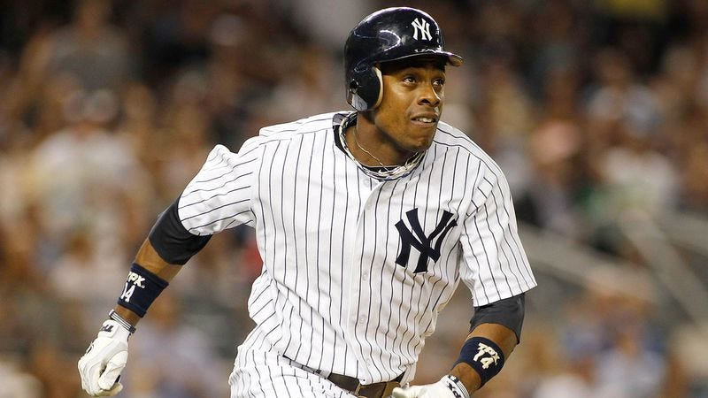 Illustration for article titled Level-Headed Yankee Fans To Take Curtis Granderson's Excellent Season Into Account Should He Struggle Down Stretch