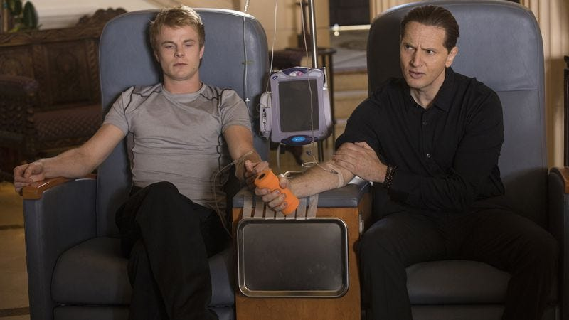 Graham Rogers, Matt Ross (Image: HBO)