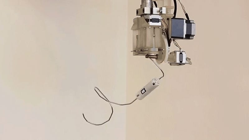 photo image This Printer Doodles Stick Figure Robots to Explore Areas We Can't