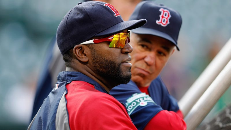Big Papi rips Valentine as 'irrational, clueless'