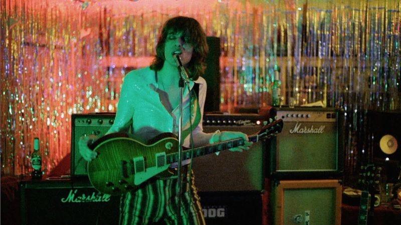 Screenshot: Led Zeppelin - Black Dog in a Major Key