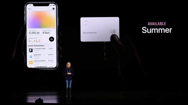 Apple Card Updates Privacy Policy to Allow for More Anonymized Data Sharing