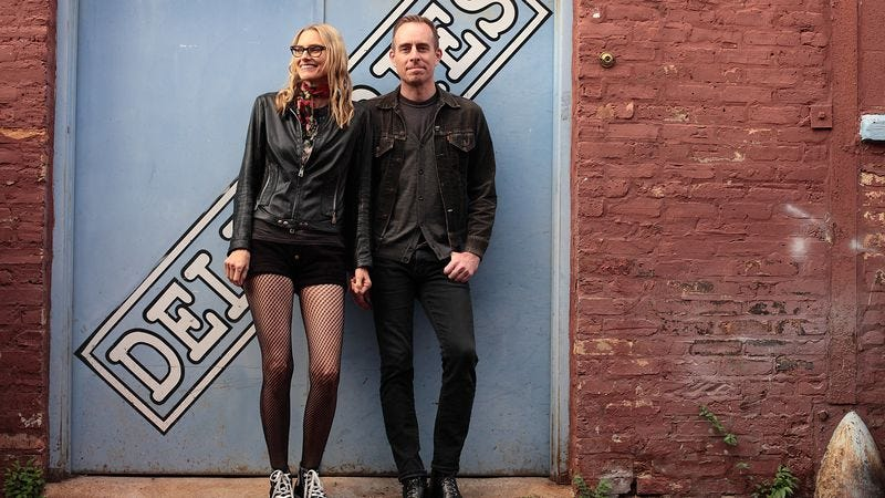 Illustration for article titled Aimee Mann and Ted Leo find common ground as The Both