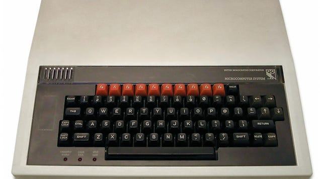 This BBC Micro Emulator Takes You Back to 1981