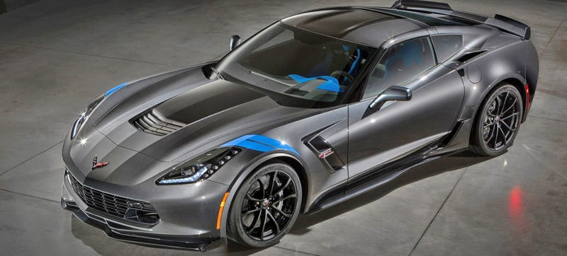The 2017 Corvette Grand Sport Is A Track Tastic Z06