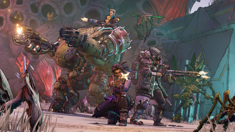 Six Hours In, Borderlands 3 Just Feels Like More Borderlands (And It's Kinda Busted)