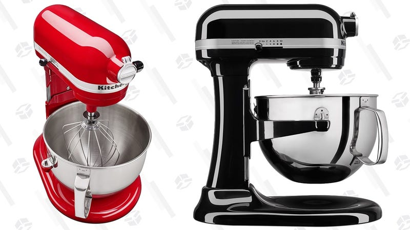 KitchenAid Professional Stand Mixer | $219 | Amazon