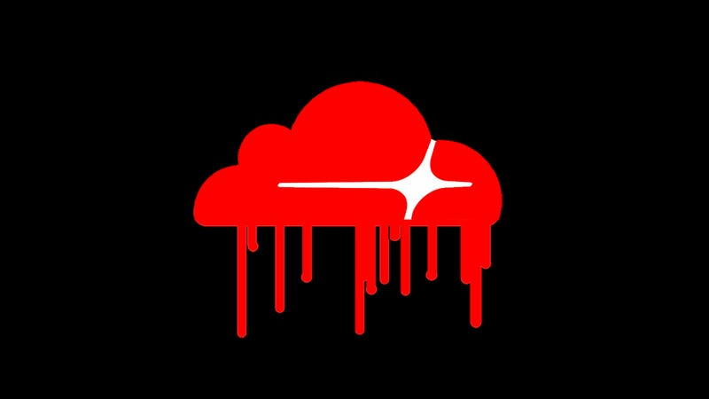 Image: Cloudflare / Gizmodo