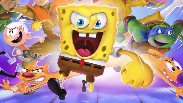 Nickelodeon All-Star Brawl Is So Good Smash May Need To Watch Its Back