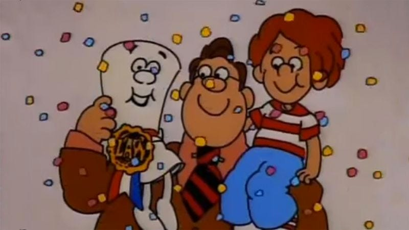 Illustration for article titled How Many Of These 'Schoolhouse Rock!' Songs Do You Remember?