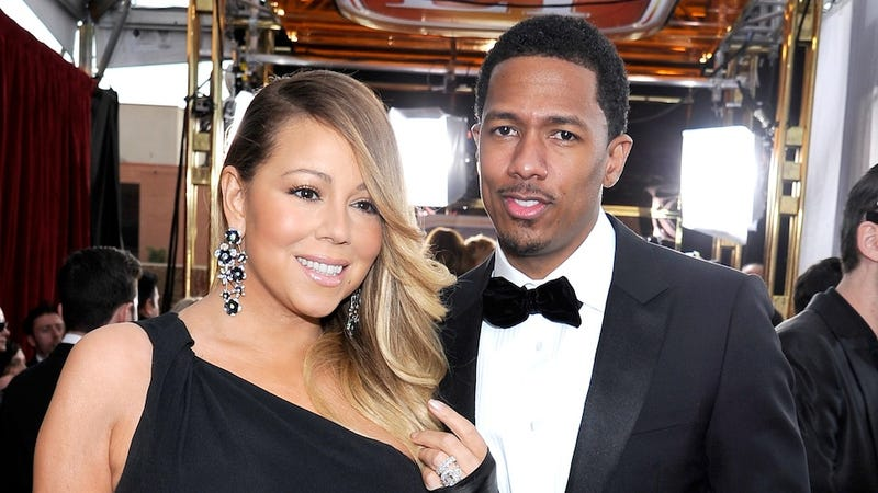 Illustration for article titled All Mariah Wants for Christmas Is for Nick Cannon to GTFO